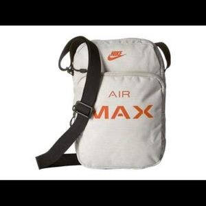 nike air max shoulder bag